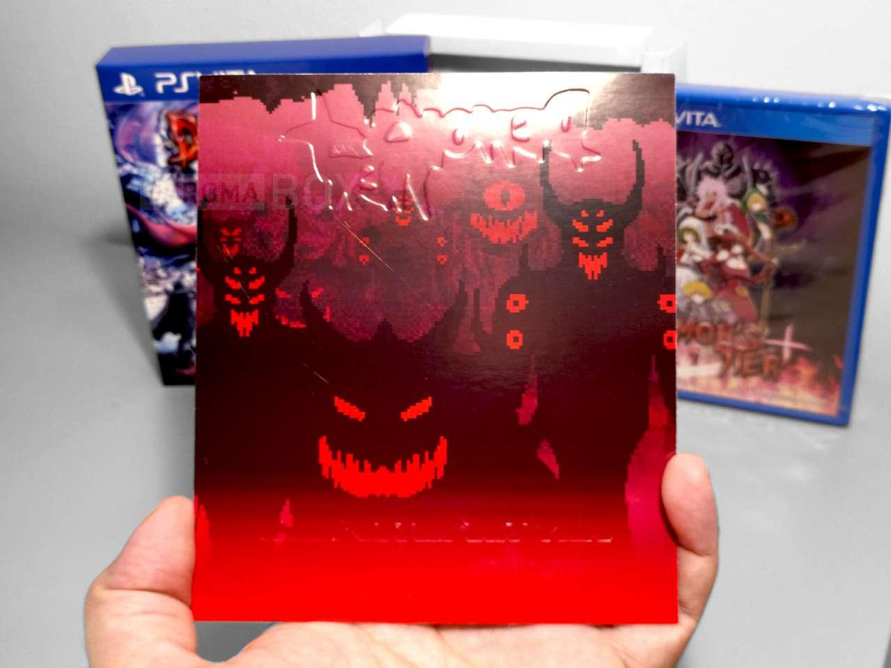 Demon's tier plus PS Vita