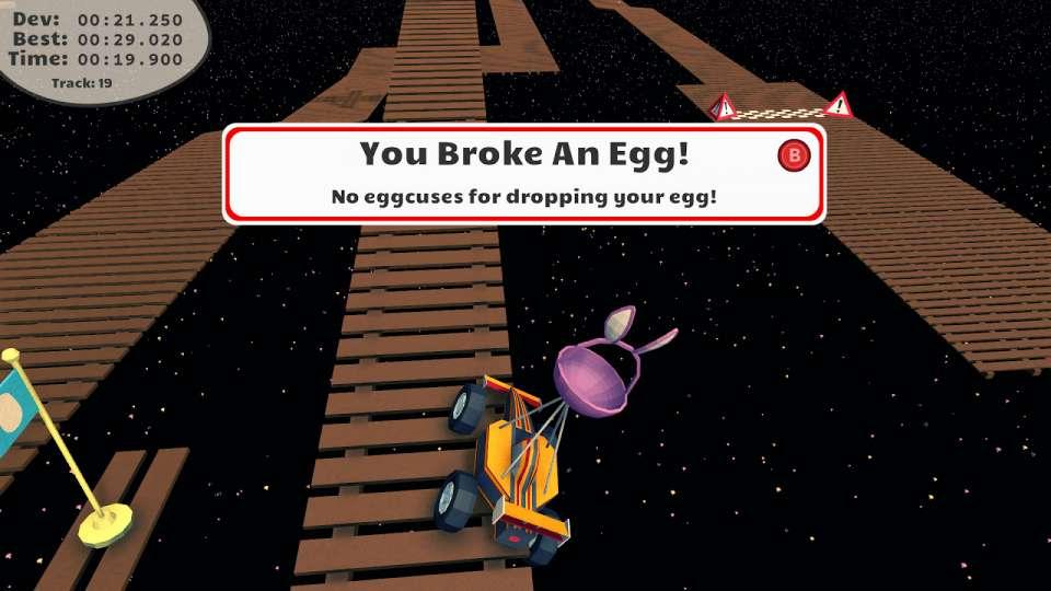 eggcelerate espace oeuf