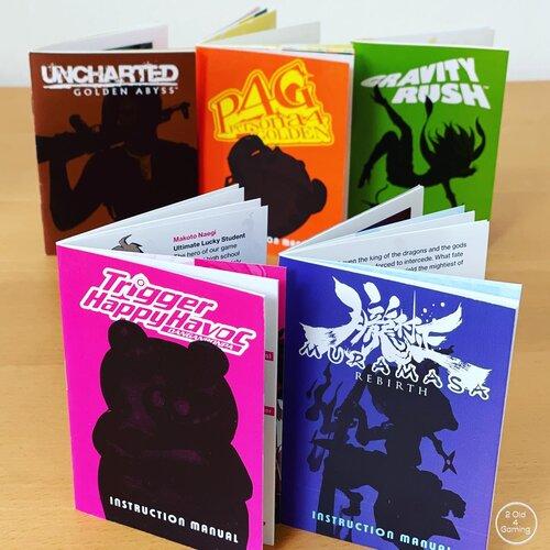 première série de manuels