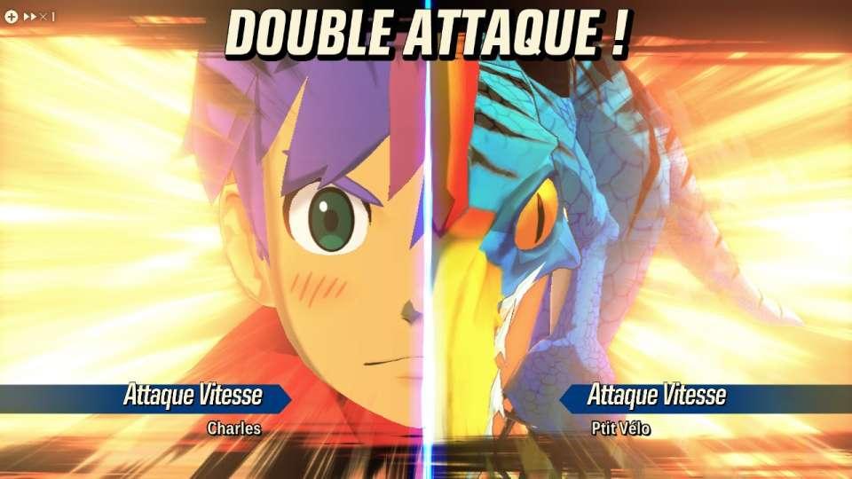 double attaque