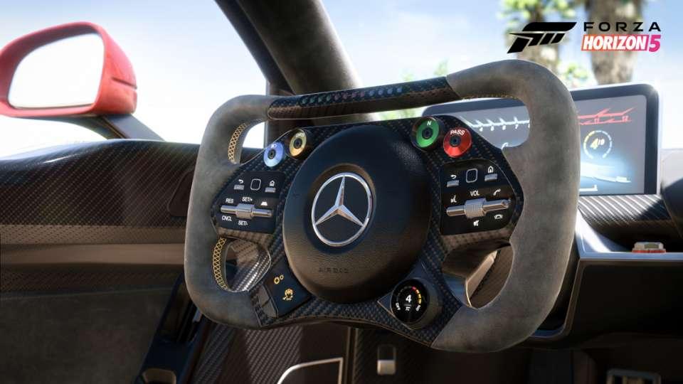 Forza Horizon 5 : premier aperçu de la liste des voitures