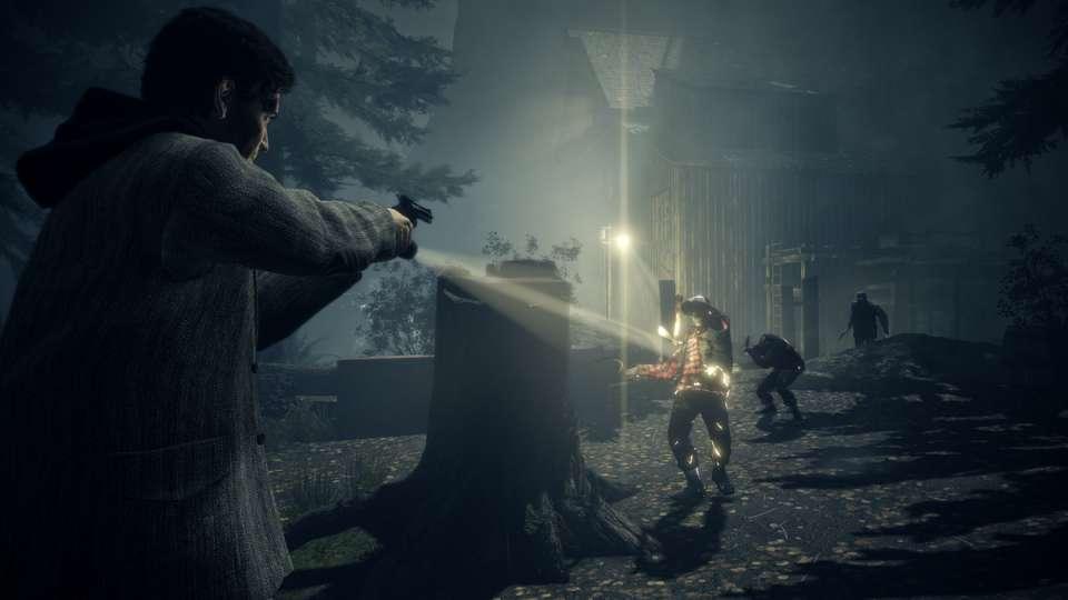 Alan Wake fait son come-back sur consoles via un remaster (et une sortie physique !)