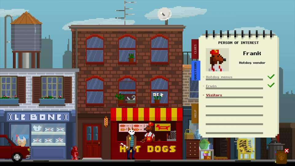 Inspector Waffles sortira en édition physique limitée sur PS4