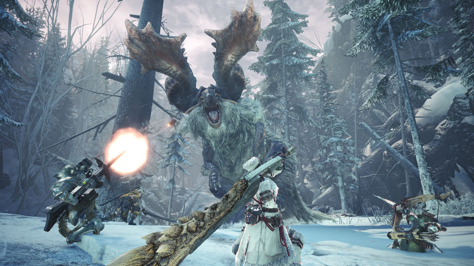 image du jeu Monster Hunter Iceborne