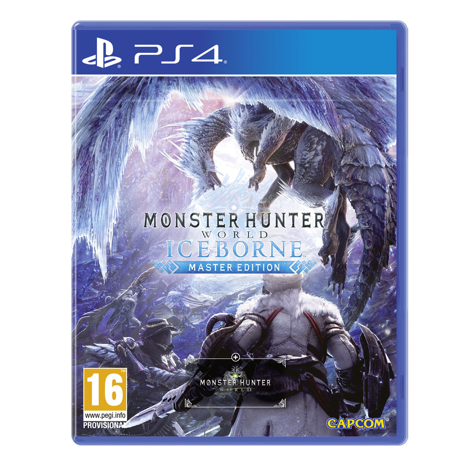 Monster Hunter World Iceborne Boite