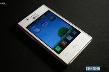 Image de couverture de Prise en main du smartphone LG T580