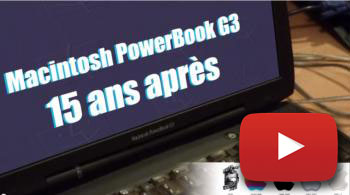 Image de couverture de Apple Macintosh Powerbook g3, Quinze ans après