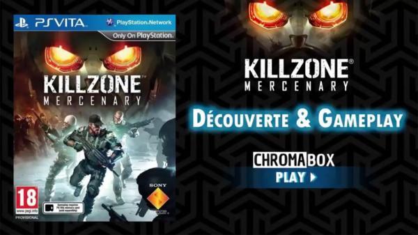 Image de couverture de Killzone Mercenary PSVita, découverte et gameplay