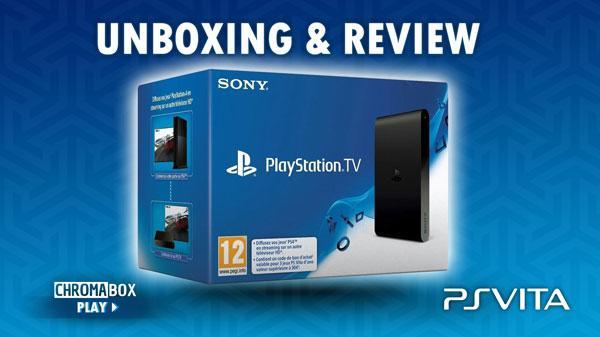 Image de couverture de Playstation TV - une PS Vita sur grand écran ?