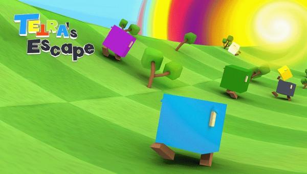 Image de couverture de Tetra's Escape sur PSVita, le test !