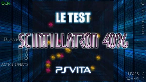 Image de couverture de Test de Scintillatron 4096 sur PS Vita et PS4