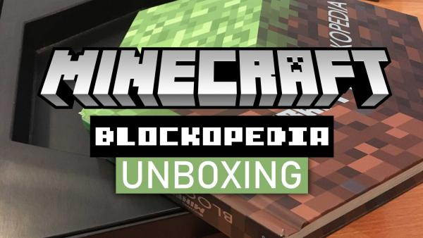 Image de couverture de Unboxing Minecraft Blockopedia - L'encyclopédie des blocs Minecraft