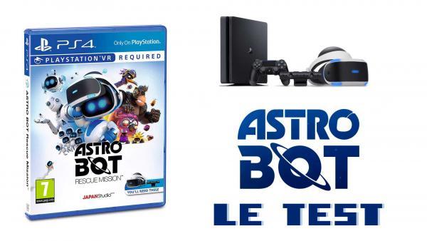 Image de couverture de [Test PSVR] Astro bot: Rescue Mission, enfile ton casque et tes bottes