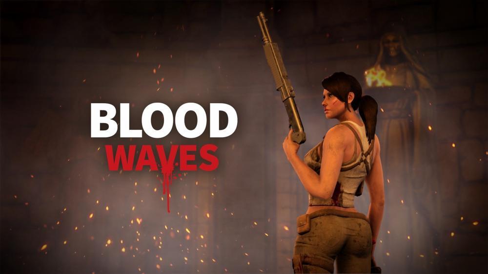 Image de couverture de [Test] Blood Waves sur PS4, les zombies sont de sortie