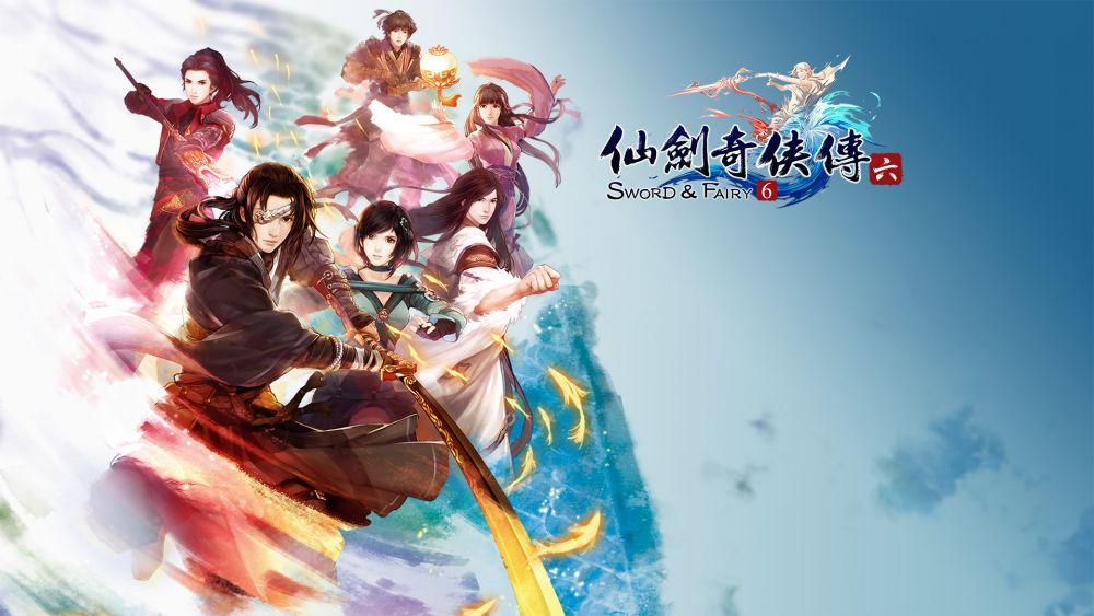 Image de couverture de [Test] Sword and Fairy 6 : le Final Fantasy chinois?
