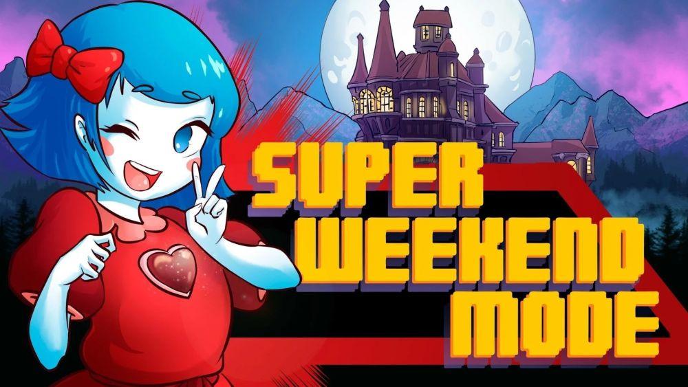 Image de couverture de [Test] Super Weekend Mode, tel est son nom de code