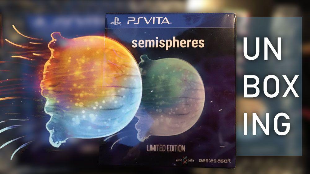 Image de couverture de [Unboxing] Semispheres PS Vita édition physique limitée