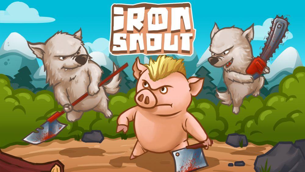 Image de couverture de [Test] Iron Snout, un cochon peut-il devenir boucher ?