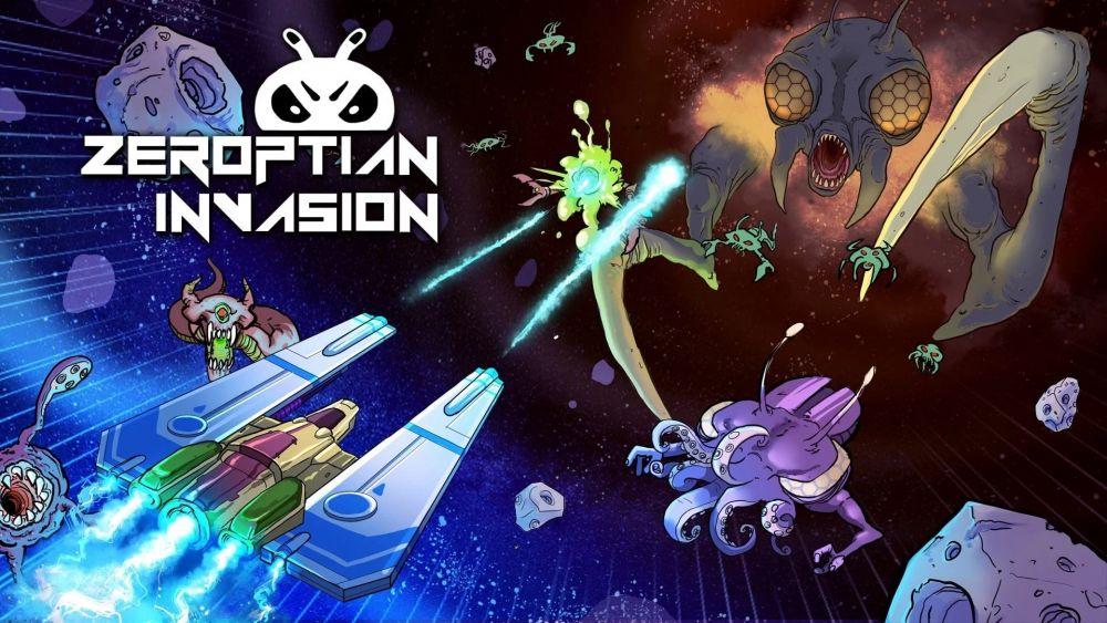 Image de couverture de [Test] Zeroptian Invasion, le Space Invaders sur PS Vita