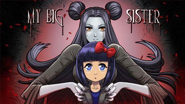 Image de couverture de [Test] My big sister sur PS Vita, la grande soeur maudite