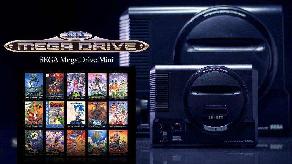 Image de couverture de SEGA Mega Drive Mini, de nouvelles informations