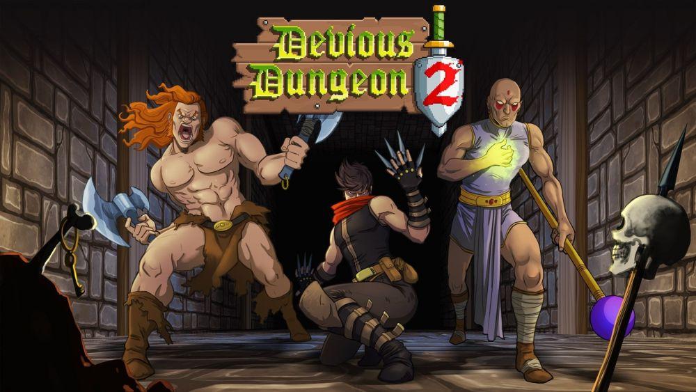Image de couverture de [Test] Devious Dungeon 2 sur PS Vita, l'aventure c'est l'aventure!