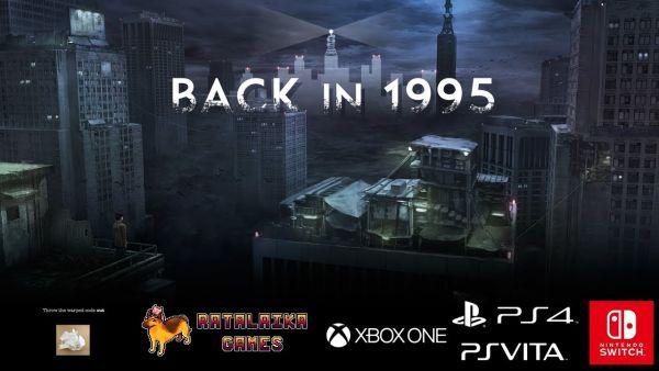 Image de couverture de [Actu] Back in 1995 annoncé sur PS Vita et PS4