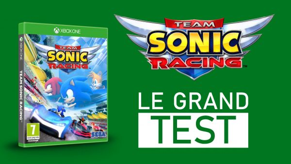 Image de couverture de [Test] Team Sonic Racing sur Xbox - La course en mode solidaire