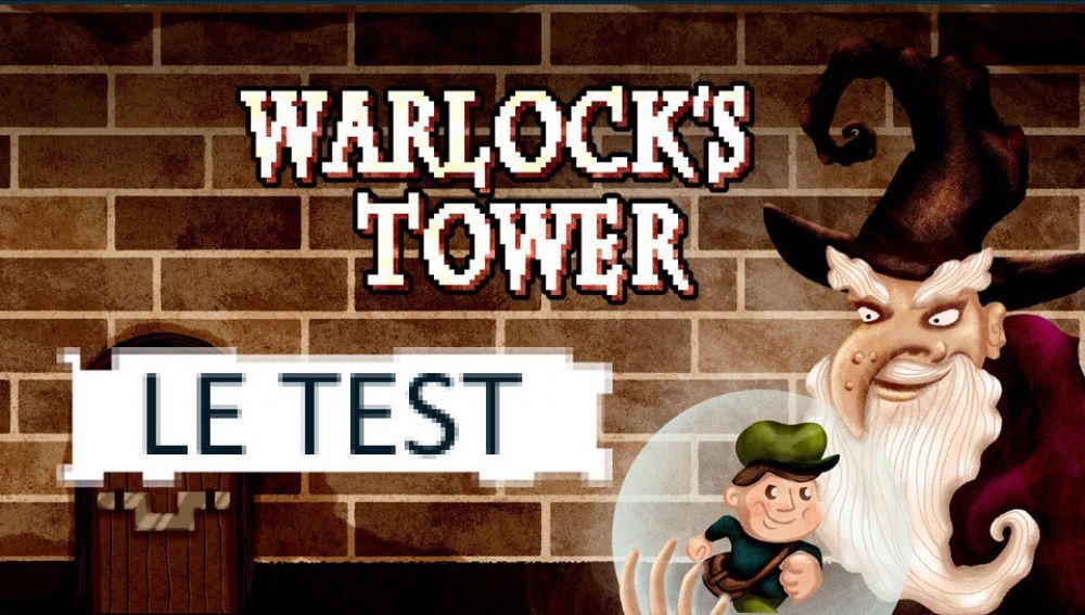 Image de couverture de [Test] Warlock's Tower - Le facteur chance n'existe pas - PS Vita