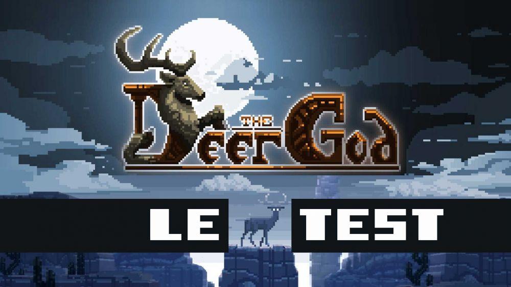 Image de couverture de [Test] The Deer God - La rédemption féérique - PS Vita