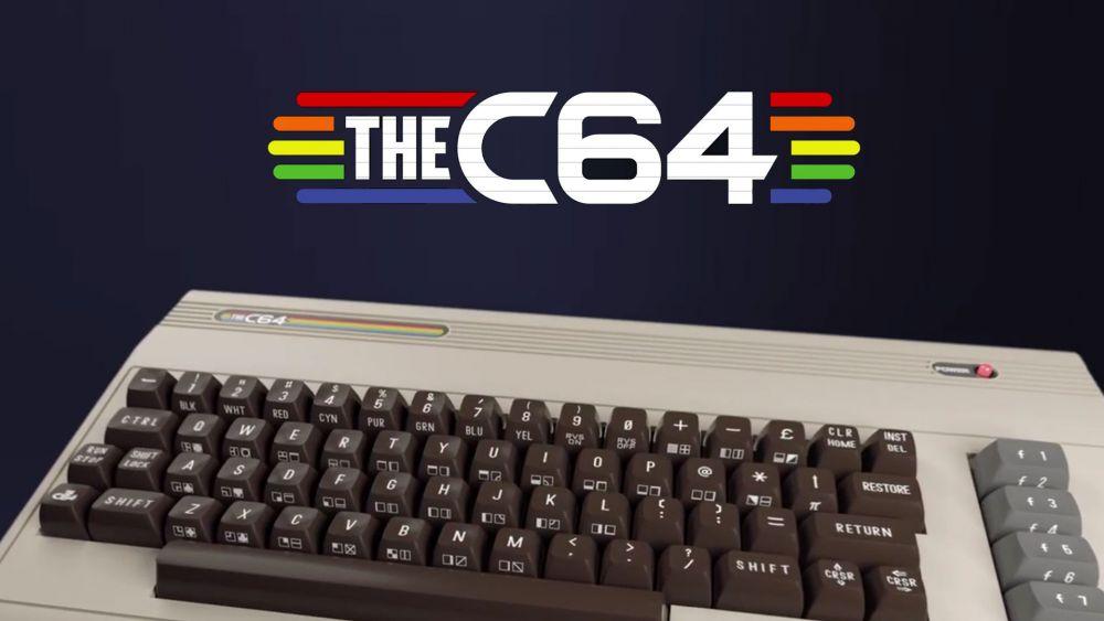 Image de couverture de The C64, enfin une réédition plein format du mythique ordinateur personnel
