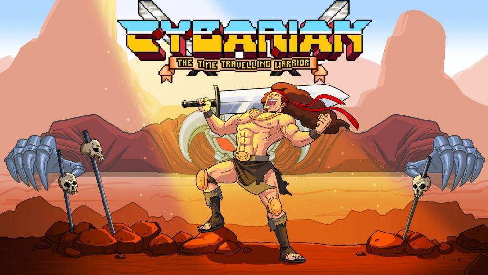 Image de couverture de [Test] Cybarian : The Time Travelling Warrior sur PS Vita, Conan chez Terminator