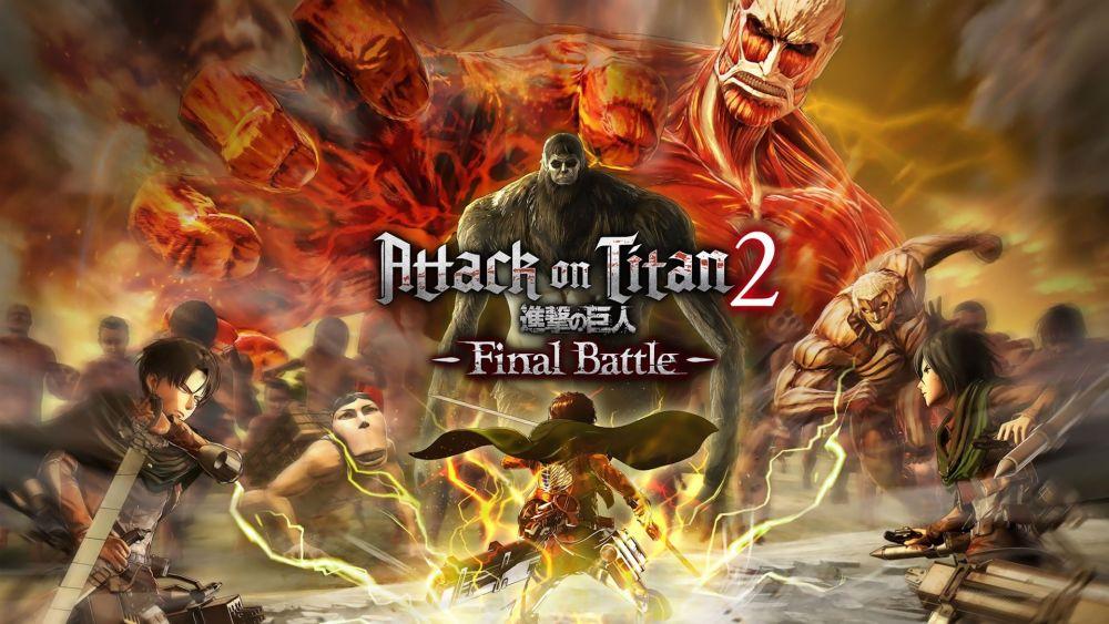 Image de couverture de [Test] A.O.T. 2 : Final Battle sur PS4
