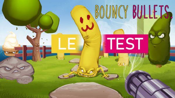 Image de couverture de [Test] Bouncy Bullets PS Vita - Toujours plus haut, plus loin, plus vite