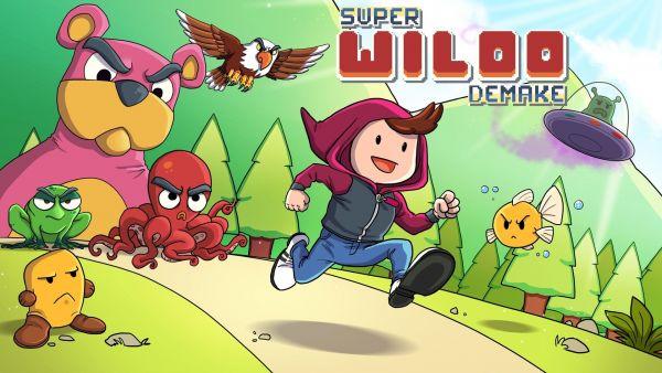 Image de couverture de [Test] Super Wiloo Demake sur PS Vita, allons sauver les animaux... Déguisés en licorne!