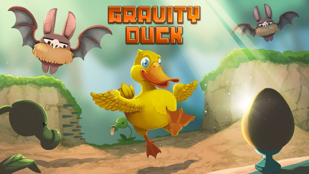 Image de couverture de [Test] Gravity Duck sur PS Vita : Upside Down