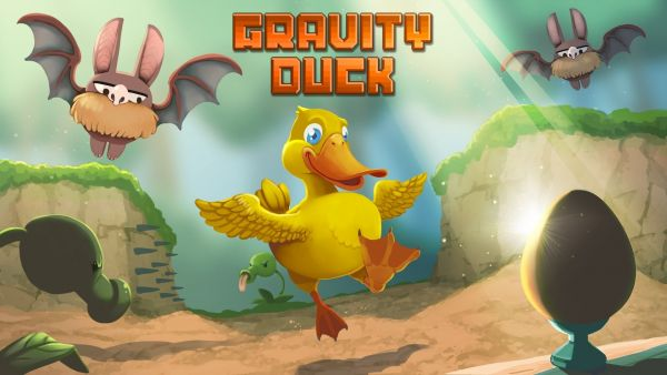 Image de couverture de [Test] Gravity Duck sur PS Vita : Upside Down