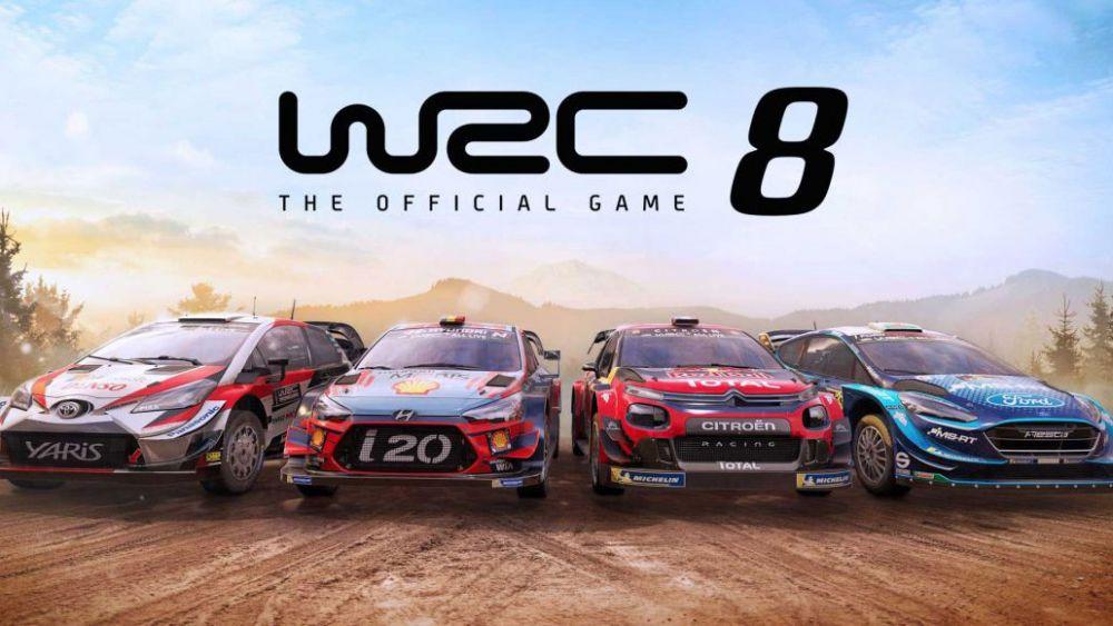Image de couverture de WRC 8 - Le dossier test PS4 publié chez Be Playstation