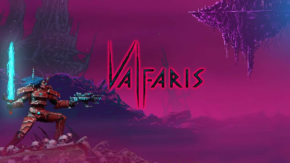 Image de couverture de [Test] Valfaris sur Switch, que le carnage commence!