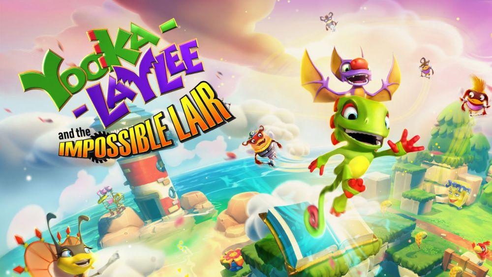 Image de couverture de [Test] Yooka Laylee and the Impossible Lair - Switch - La grande aventure sur un air de Ukulélé