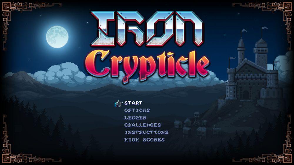 Image de couverture de [Test éclair] Iron Crypticle sur Switch