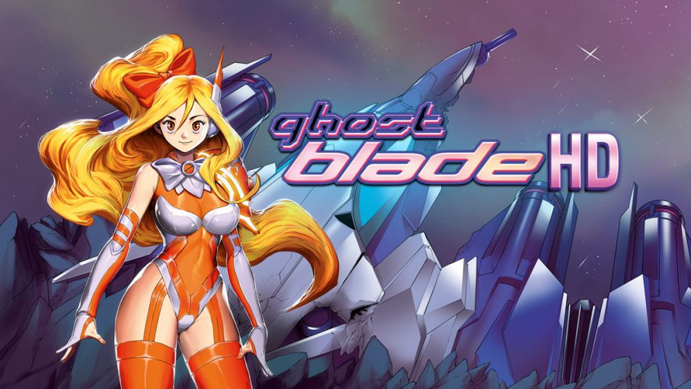 Image de couverture de [Test] GhostBlade HD sur Switch : Welcome to Bullet Hell!