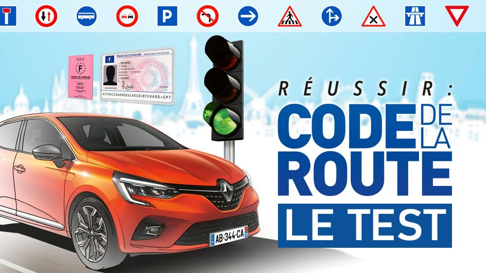 Image de couverture de [Test] Réussir : Code de la route - Switch