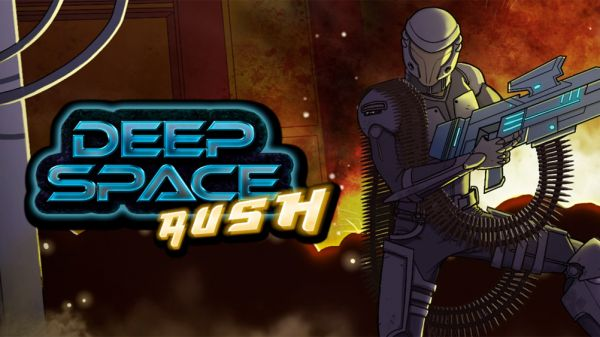 Image de couverture de [Test éclair] Deep Space Rush sur PS Vita