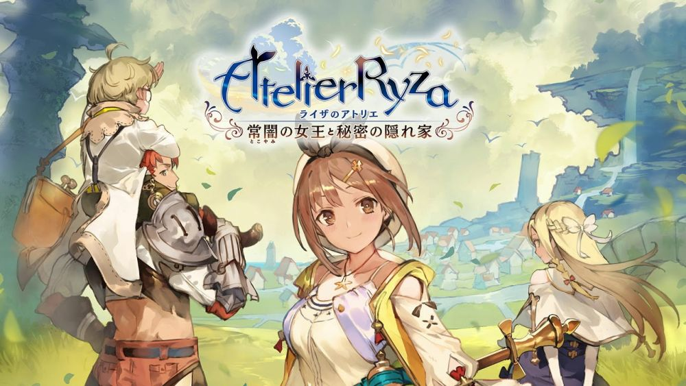 Image de couverture de [Test] Atelier Ryza Ever Darkness & The Secret Hideout sur Switch