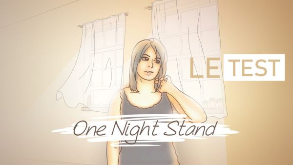 Image de couverture de [Test] One Night Stand sur Switch, Coup de coeur ou coup d'un soir ?