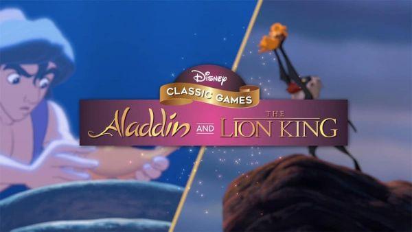 Image de couverture de [Test] Aladdin et Le Roi Lion sur Switch, un rêve bleu?