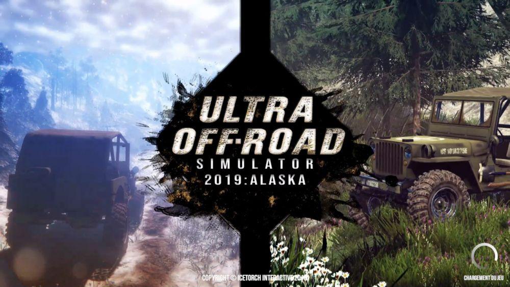 Image de couverture de [Test] Ultra Off-Road Simulator 2019 : Alaska sur Switch