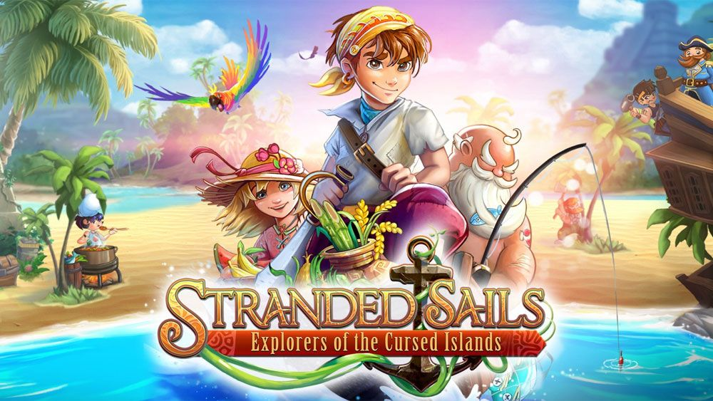 Image de couverture de [Test] Stranded Sails sur PS4, en route pour l'île de la plantation