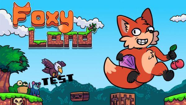 Image de couverture de [Test] Foxy Land sur PS Vita et PS4